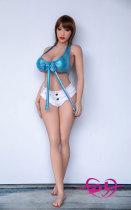 奈美163cm巨胸リアルラブドール6yedoll#144
