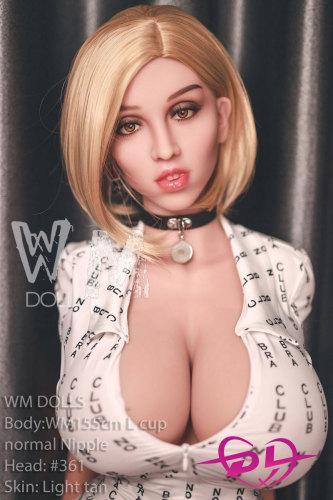 155cm安萱 L-Cup WM Dolls#361リアルラブドール