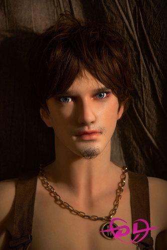 175cm【周さん】シリコン頭部+tpeボディ男性ラブドールQita Doll#90