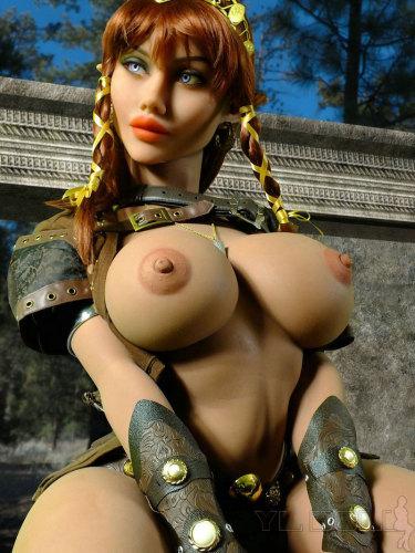 148cm润清外国人リアルラブドールYL Doll#286