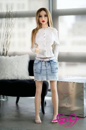 141cm外国人KylieダッチワイフYL Doll#115
