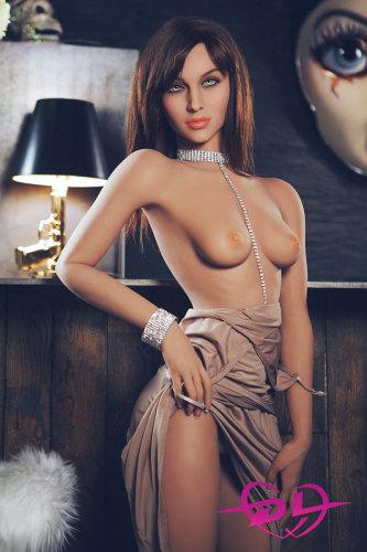 168cm長髪琼华ラブドールYL Doll#201