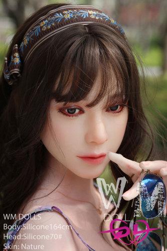 164cm凝琴D-cup  WMDOLLS#70シリコンドール韓国人ラブドール