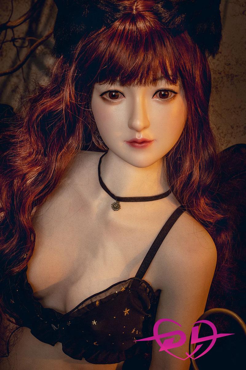 【toshiko】WAX Doll#G23 リアルドール