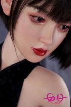 165cm【michiko】大胸WAX Doll#G04Sシリコン製等身大ドール