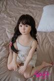 【tokiko】 平胸 セックス人形