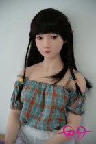 130cm【佳美】A-Cup WAX Doll#G35シリコンリアルロリラブドール