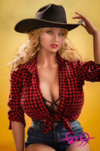 Rosalia 171cm YL Doll長髪リアルセックスドール#316A