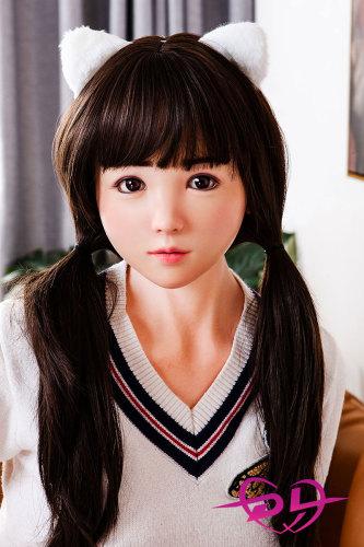 158cm花小容CカップEVO骨架シリコン頭部+tpeボディラブドールXY Doll