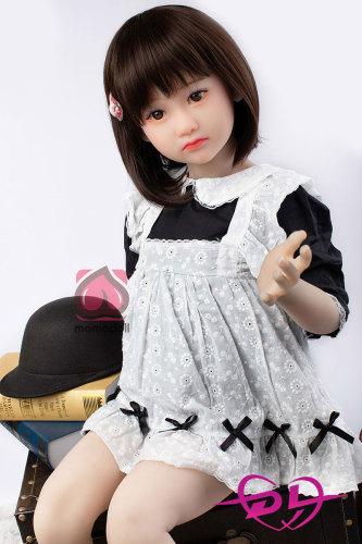 Chinami 128cm貧乳MOMOdoll#002可愛いロリラブドール