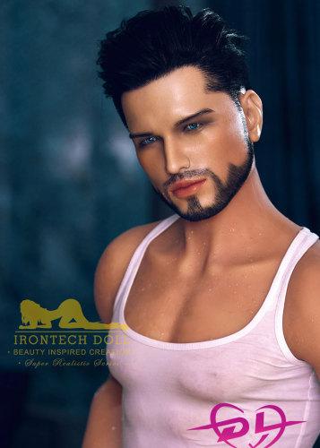 162cmハンサム【Kevinny】Irontechdoll 男性ラブドール#M1