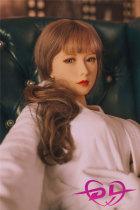 晚香玉 158cm D-cup 自然肌 Bezlya彼の良成熟セクシー 人形