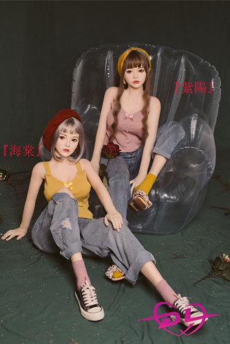 『海棠』『紫陽』158cm D-cup Bezlya彼の良1.0シリーズ姉妹革新TPEドール