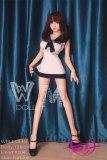 羅夢ちゃん  138cm wmdolls#204 等身大ドール 学生格好 激カワロリラブドール人形