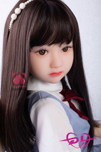 千雪125cm貧乳MOMODoll#003可愛い子ロリリアルドール
