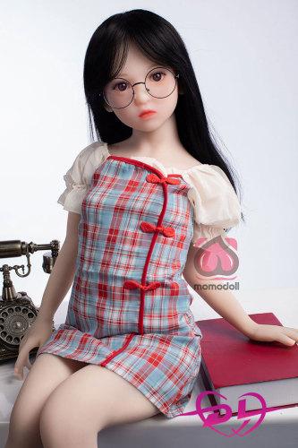 梨絵128cm貧乳MOMODoll#001美女ロリドール