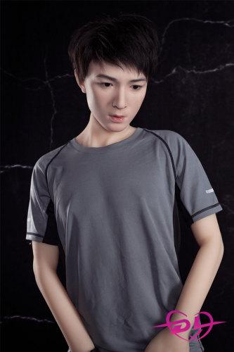 165cm俊浩シリコン+TPE DHDollイケメン男性ラブドール