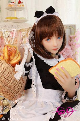 156cm Saya紗綾 Bカップ  WM Doll#314セックスドール