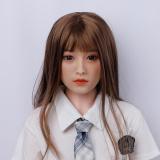 美佐子159cm Cカップ シリコン+TPE DLDoll愛嬌抜群セックスドール