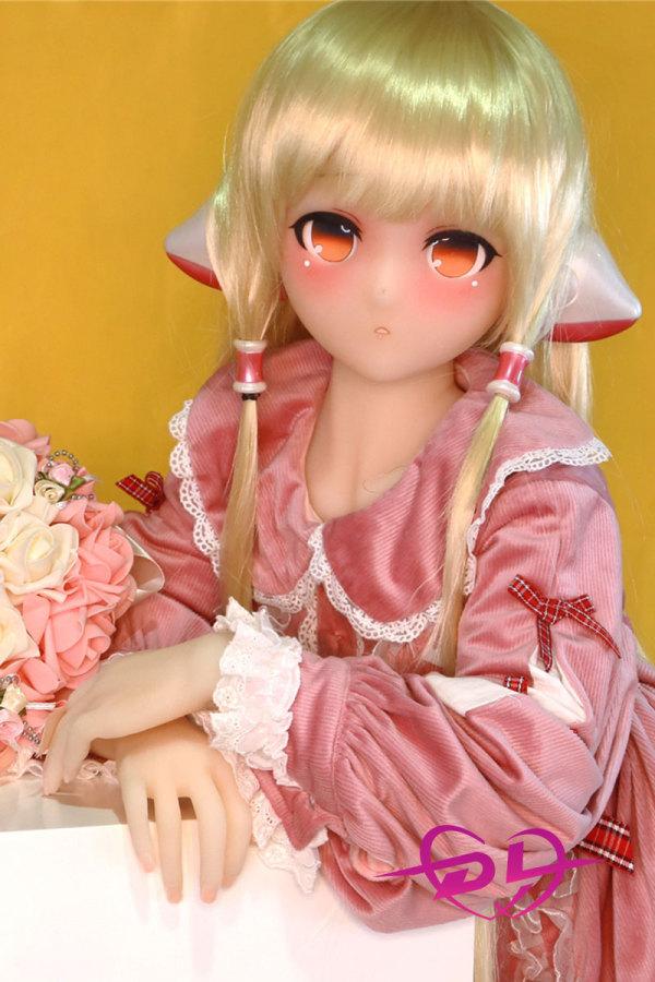 145cm Moa萌愛 #46 Aotume Doll TPEダッチワイフ Bカップ