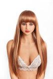 159cm Riku莉久最高級Irontech Doll#89TPEセックスドール Eカップ