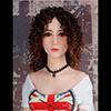 158cm Hinase雛瀬  WM Doll#262 TPE love doll
