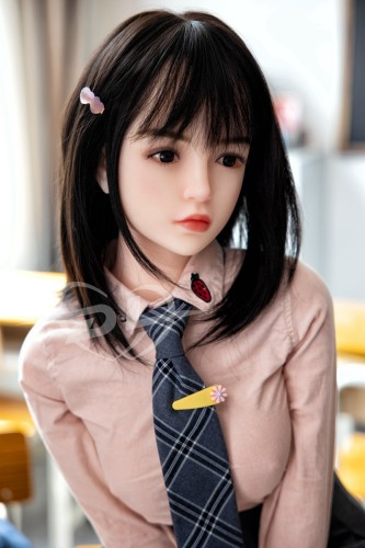 140cm Nanami七海 #135 DL Doll可愛いロリTPEセックスドール