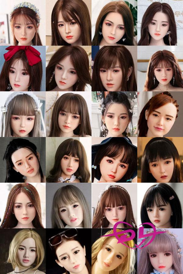 DL Doll TPEヘッド単体