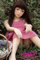 120cm【樱井宜子】平胸 axbドール #C46 ロリラブドール