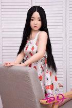 130cm 優香ちゃん 中胸WAX Doll#G22 シリコンロリドール