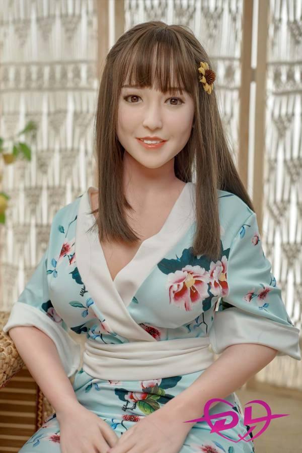 葉香 163cm D-cup シリコンFuturegirl #w14 リアル巨乳ラブドール