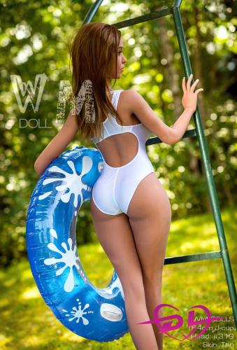 Alanna 164cm J-cup WM Doll#319 TPE製 爆乳ラブドール