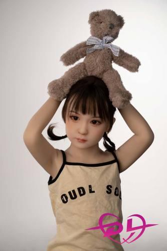 知沙子ちゃん 110cm貧乳 AXBdoll#A148 可愛い幼い系ロリラブドール