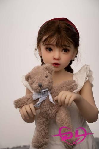 佳奈ちゃん 110cm貧乳 AXBdoll#A169 可愛い ロリドール人気セックス人形