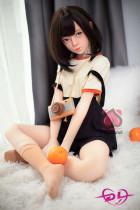 紗奈ちゃん 132cm 貧乳 MOMODoll#018 TPE製 可愛い萌っ娘ロリラブドール