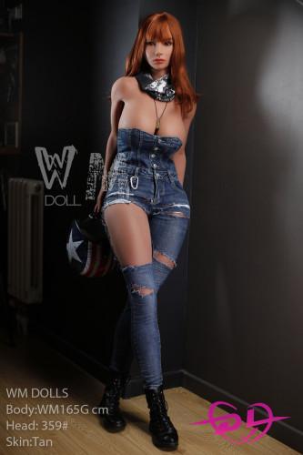 智花 165cm G-cup TPE製 WMDoll#359 大人女性ダッチワイフ通販