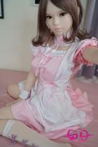 Phoebe-2 130cm D-Cup シリコン製 Piper Doll 美人リアルダッチワイフ