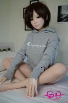 Eirian-2 130cm D-Cup シリコン製 Piper Doll 巨乳の美少女ダッチワイフ