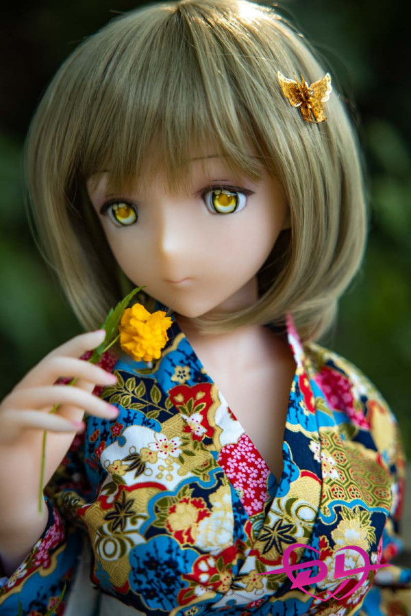 結衣 80cm 小胸 IROKEBIJIN#4 TPE製 可愛い小柄娘リロラブドール