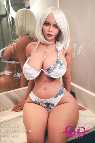 Jennifer 169cm L-cup TPE WM Doll#363 爆乳ホットビューティーラブドール