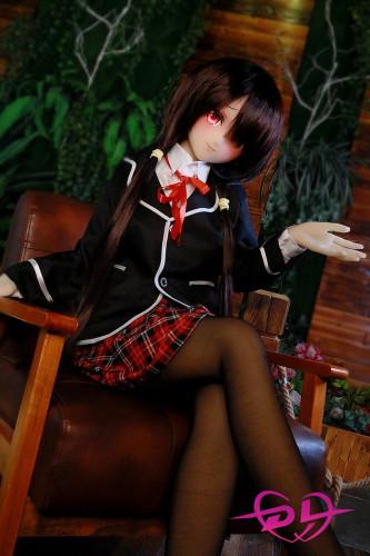 二三子 145cm D-cup Aotume Doll#53 アニコス可愛いアニメラブドール