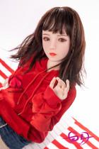 結菜ちゃん 130cm A-cup シリコン製 MOMODoll#019 可愛い萌っ娘ロリラブドール