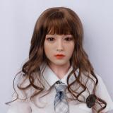 若葉 169cm D-cup DLDoll シリコン+TPE キレイな美少女ラブドール