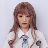 鈴江 169cm D-cup DLDoll シリコン+TPE 女子大生癒し系ラブドール