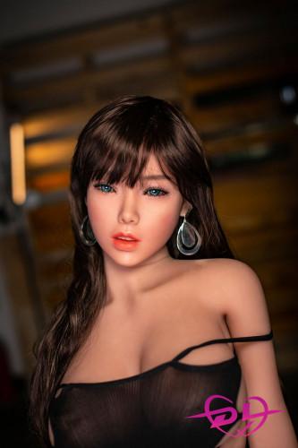 Akiko 158cm 大胸 自社1 TPE製 綺麗なMっ子ラブドール
