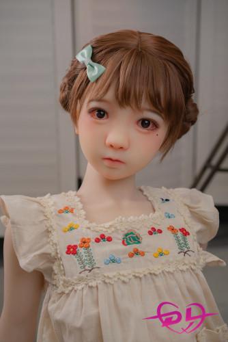 千春 120cm 貧乳 AXB doll#TB03R TPE製 小柄で可愛いロリラブドール