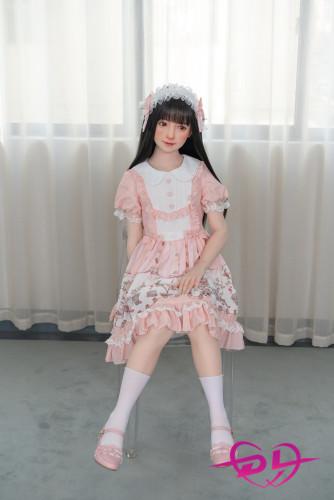 明日香 142cm 貧乳 AXB doll#TD01R TPE製 童顔で可愛いロリラブドール