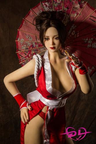 愛理香 170cm QitaDoll TPE製 豊富で張りの巨乳ラブドール