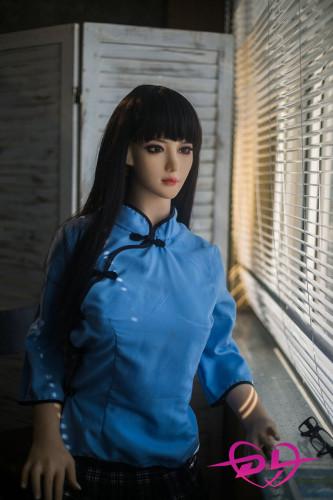 洋子 158cm 小胸 QitaDoll TPE製 美しい曲線美ラブドール