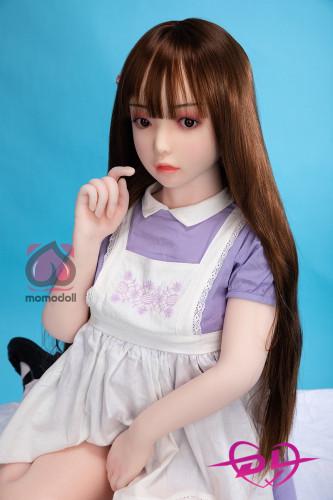 ゆりえ 130cm小胸momodoll#014 シリコン 低身長ロリカワ天使ラブドール